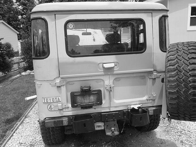 Toyota Lebanon Pa >> '71 FJ40 - Amby Doors or not   IH8MUD Forum