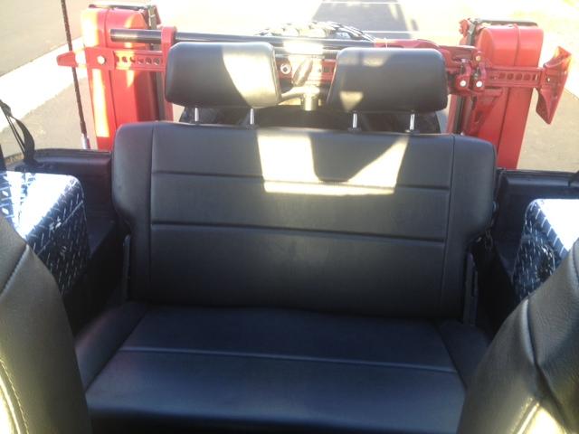 Bestop Trailmax Ii Front Seats Fold Amp Tumble Rear Bench