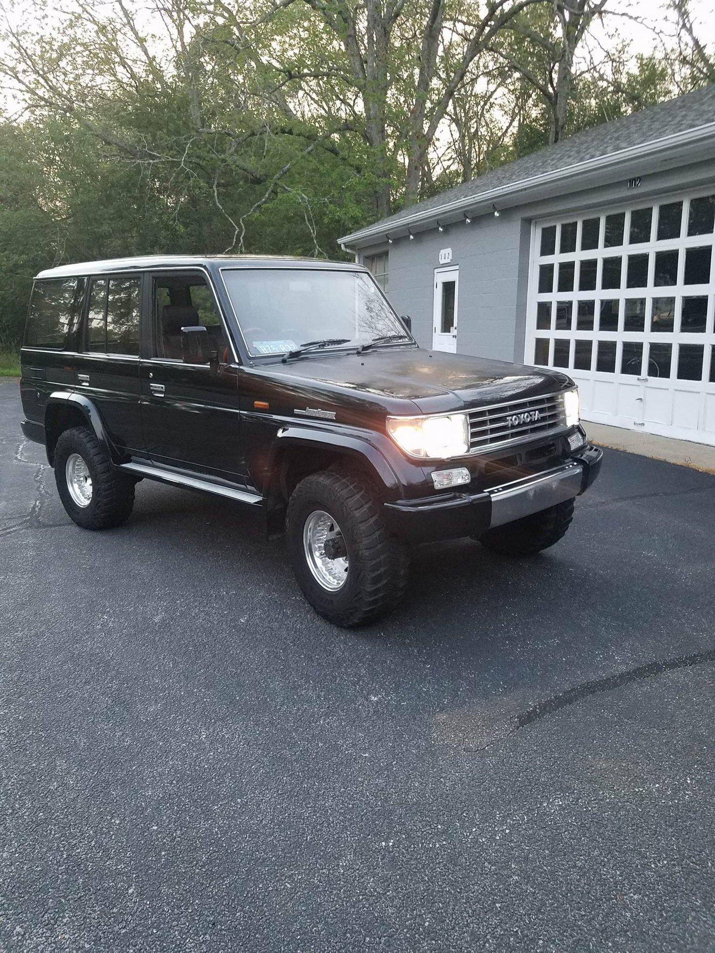 Sold 1990 Toyota Land Cruiser Lj78 Prado Ih8mud Forum Fj40 Received 1574446722600783jpeg