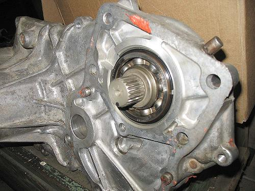 How Much To Rebuild A Transmission >> R151F Tranny with Split T-case Question | IH8MUD Forum