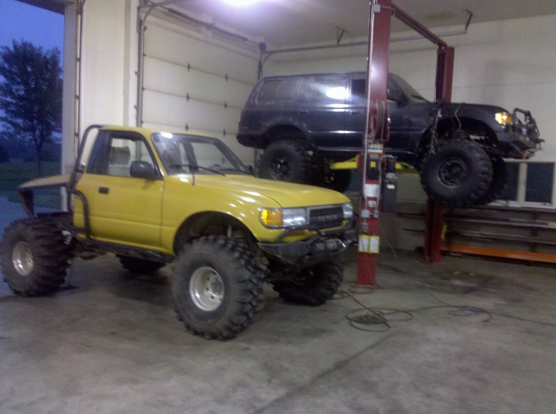 V8 Swap Project Begins! Again with LS2 | IH8MUD Forum