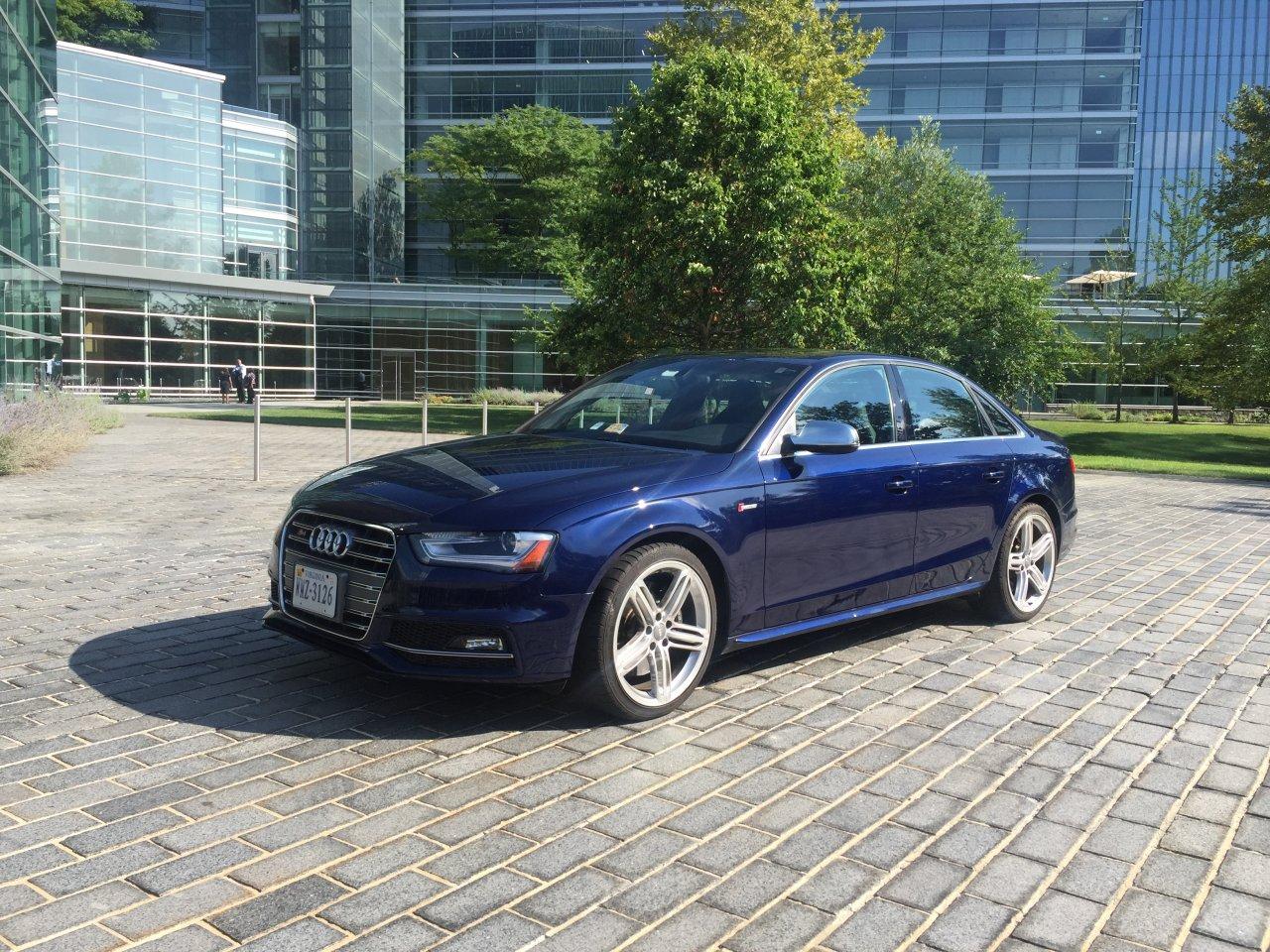 For Sale - 2014 Audi S4 6-Speed in VA | IH8MUD Forum