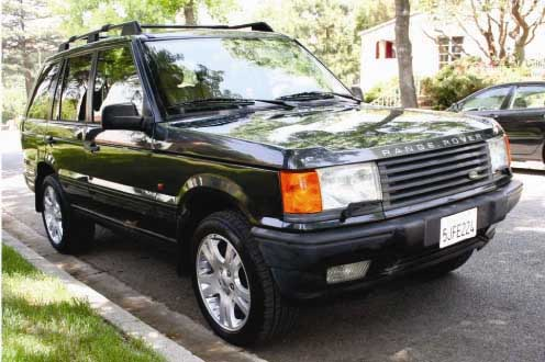 For Sale 1999 Range Rover Hse Charcoal Gray Los