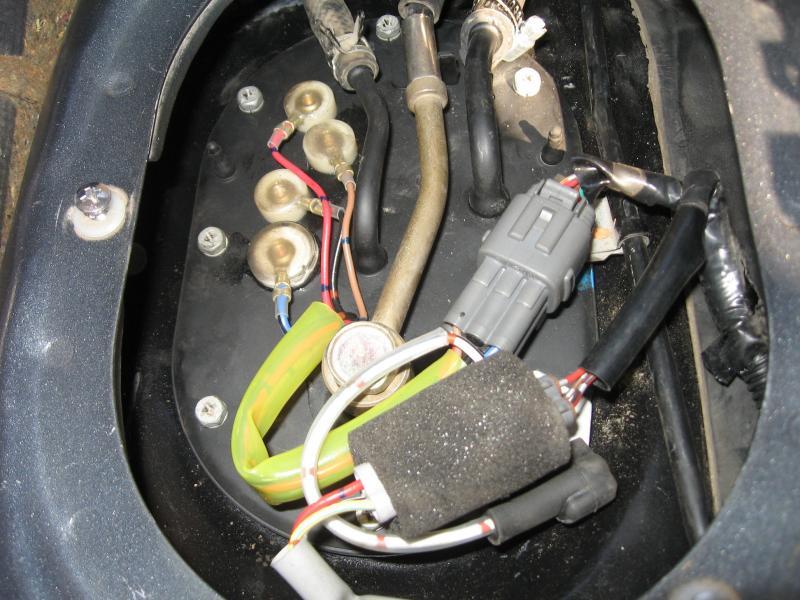 Tundra Fuel Tank Wiring Harness Plug Automotive Rhelfjo: Tundra Fuel Tank Wiring Harness Plug At Elf-jo.com