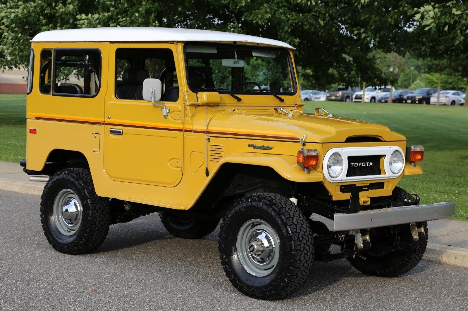 For Sale - 1978 FJ40 On Ebay Warning | IH8MUD Forum