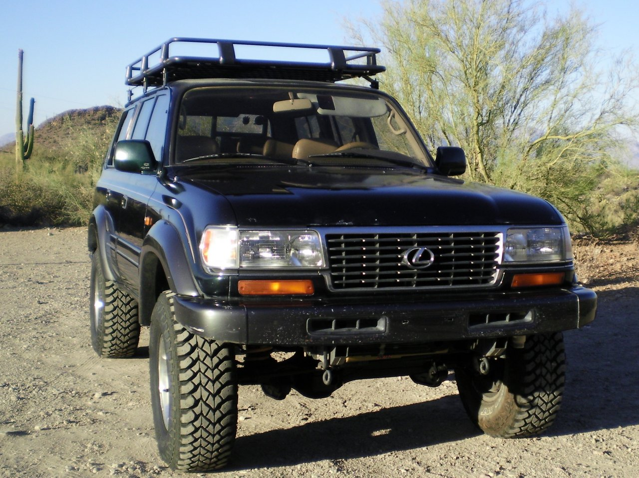 For Sale 1997 Lx450 Lifted And Locked Tucson Az Ih8mud