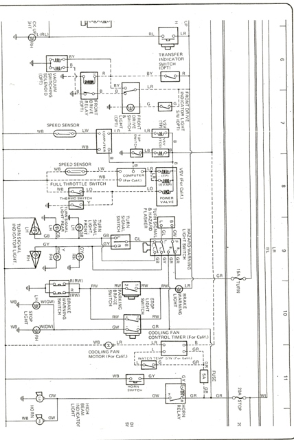 77 fj40 alternator/wiring question | ih8mud forum fj40 wiring diagram centech fj40 wiring harness