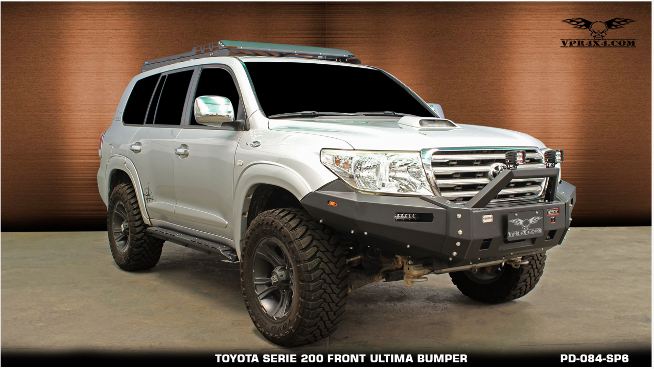 Lifted Land Cruiser >> Front bumper- arb vs TJM and other variants | IH8MUD Forum