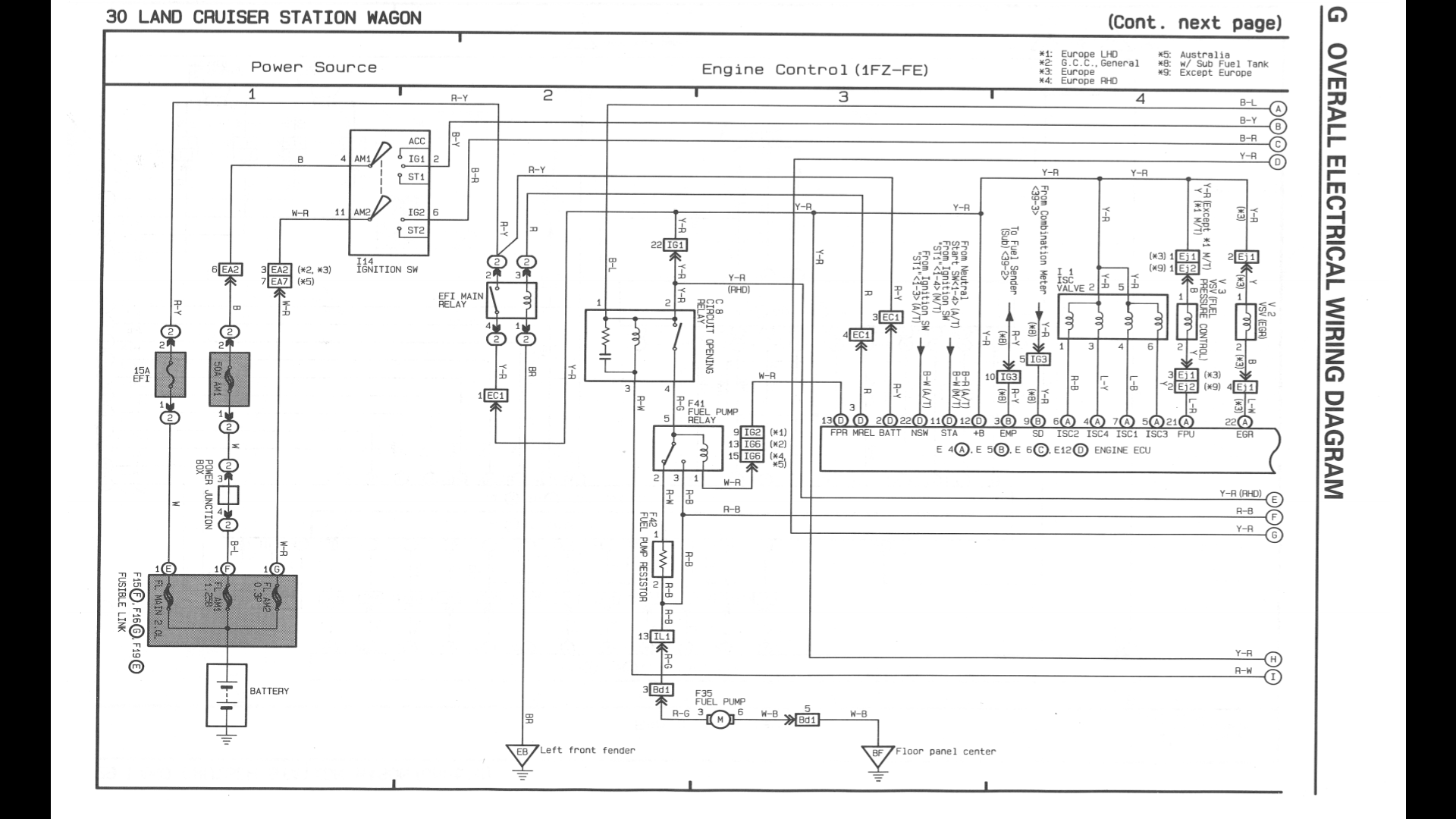 DIAGRAM 2nz Fe Ecu Wiring Diagram FULL Version HD ...