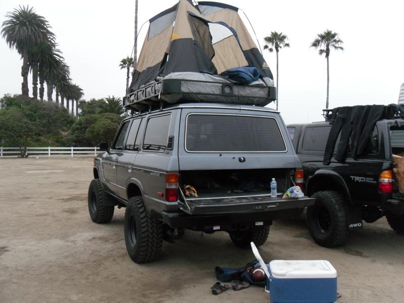 Custom Safari Rack Tent Ih8mud Forum