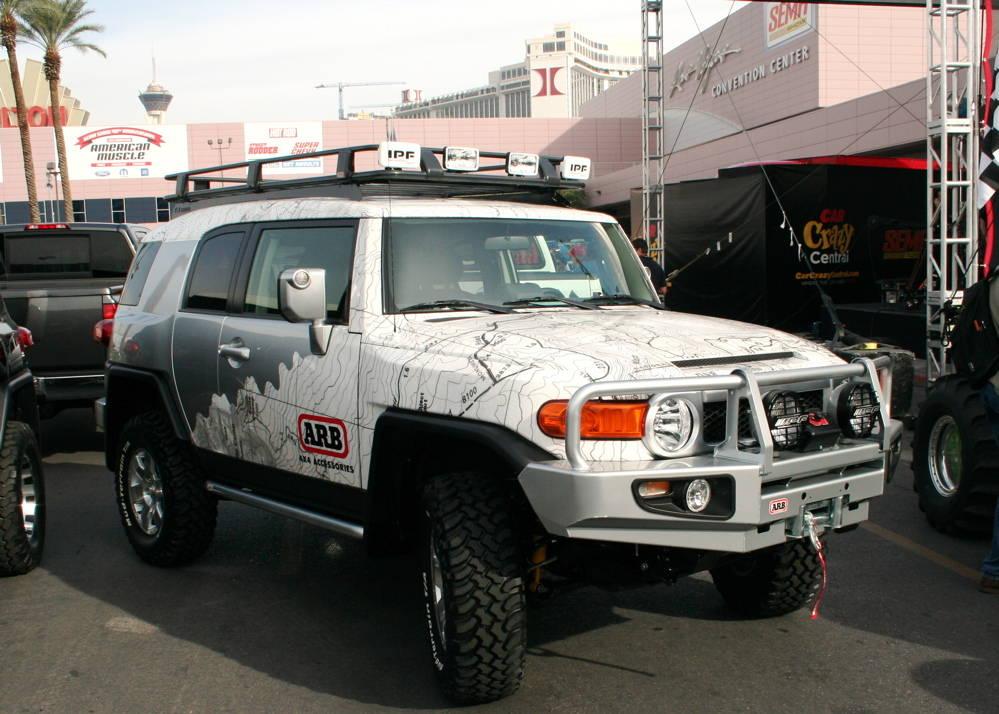 Fj40 Camo Vehicle Wrap Page 2 Ih8mud Forum