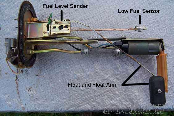 Fuel    Sender    Questions   Wiring    Help Needed   IH8MUD Forum