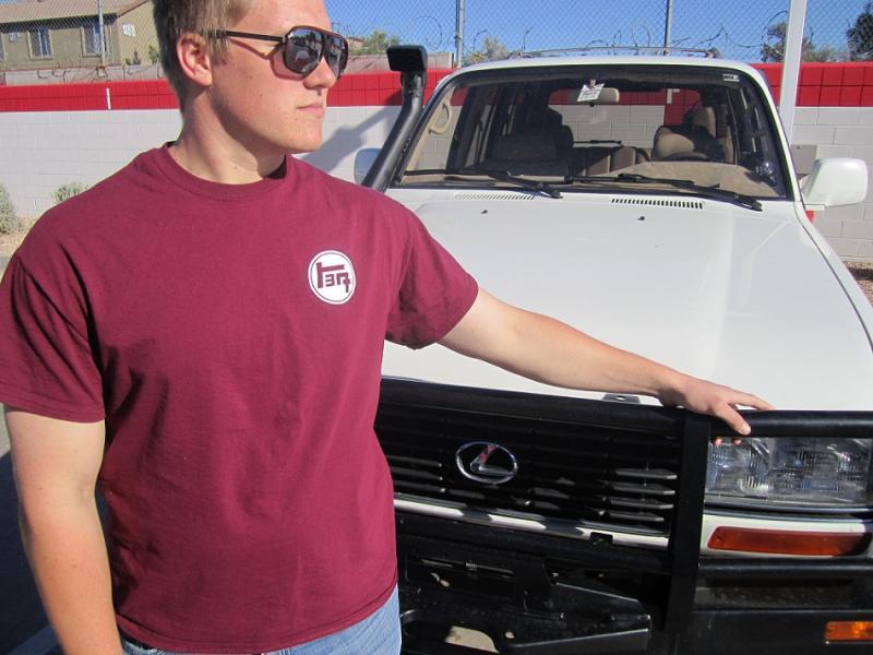Custom Teq Landcruiser T Shirts Ih8mud Forum