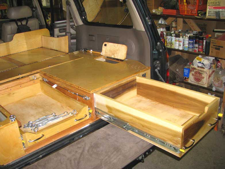 Camper Conversion Amp Drawer System Ih8mud Forum