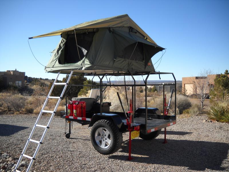 For Sale Solar Powered Offroad Trailer Ih8mud Forum