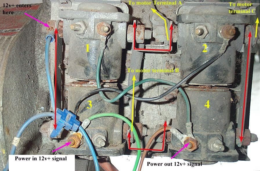 Warn Winch Plug Wiring Diagram : Wiring switch only spools in ih mud forum