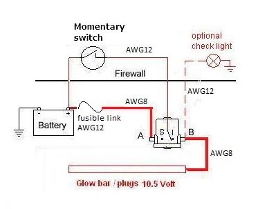 universal glow plug wiring diagram glow plug wiring diagram 99 ford f350 #15
