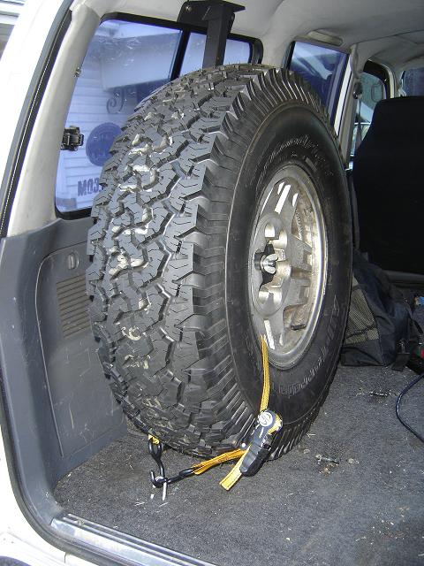 pictures  interior tire carrier ihmud forum
