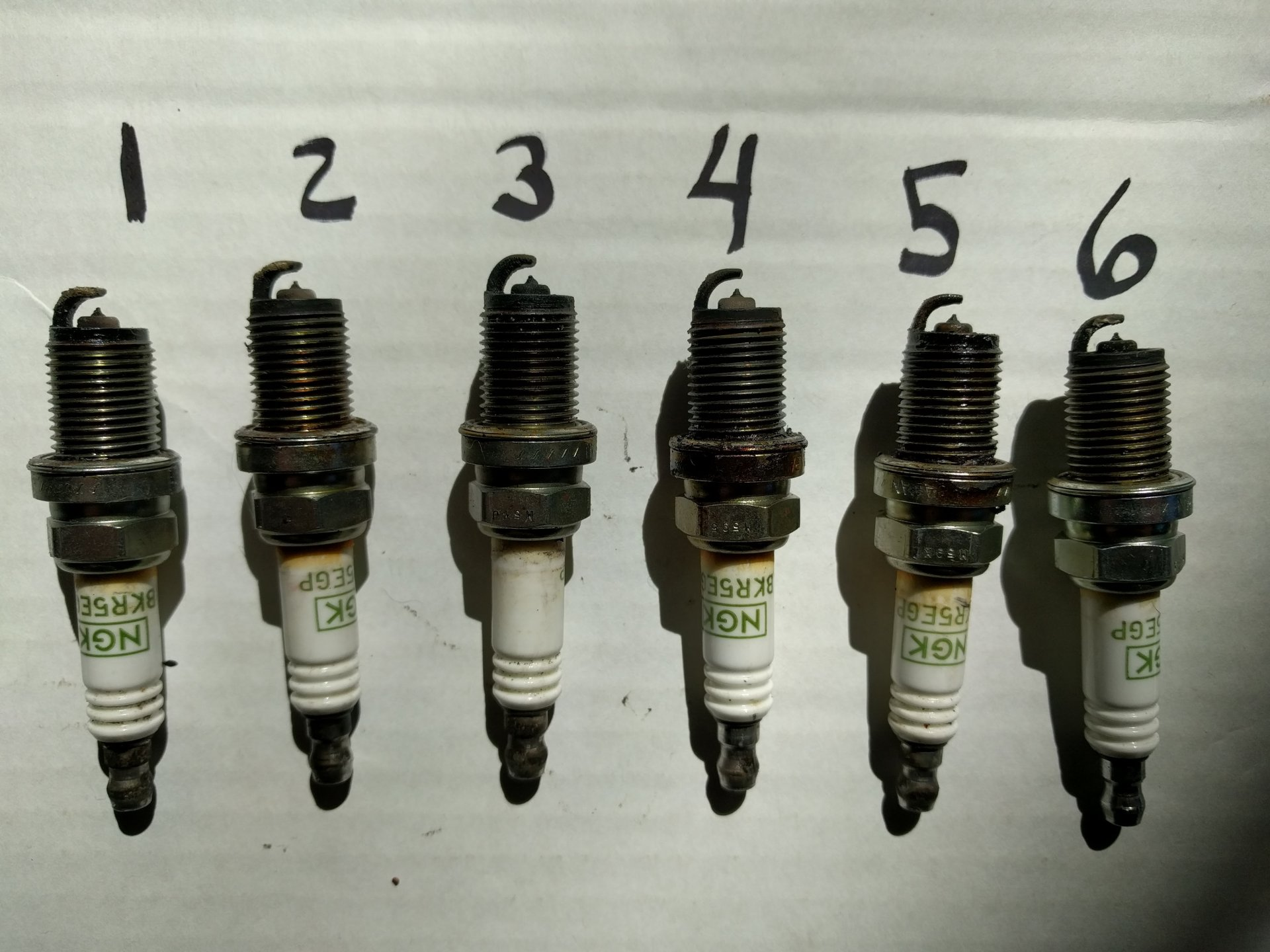 What do my spark plugs tell you? | IH8MUD Forum