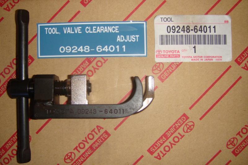 Valve Adjustment tool for 1H# diesels SST 09248-64011