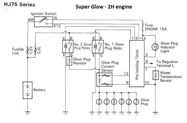 35 6 5 Glow Plug Controller Wiring Diagram