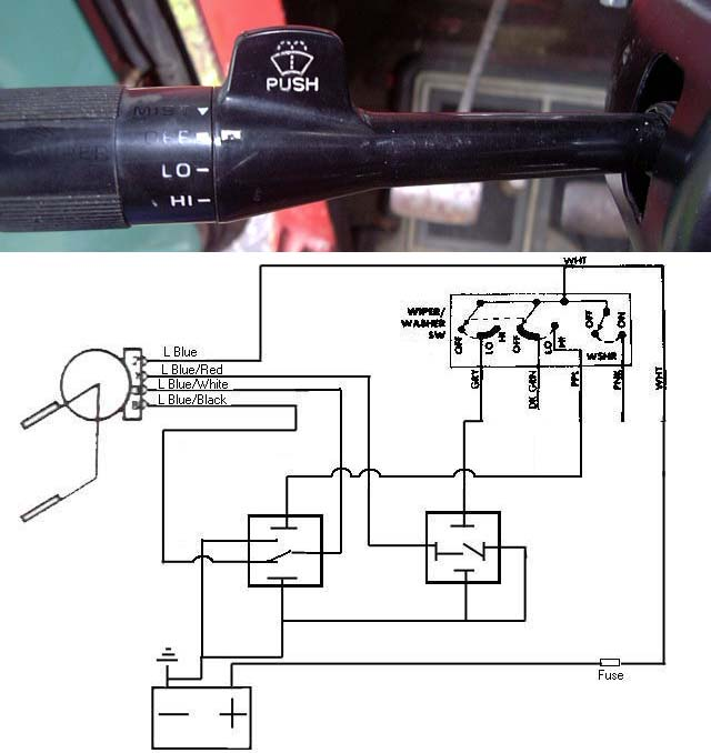 Gm Steering Column To 71 Fj40 Wiring on 55 chevy steering column diagram