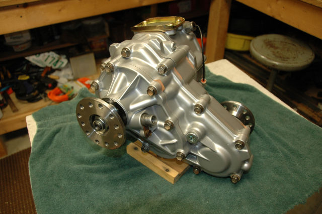 Sand in the gearbox - 2 9