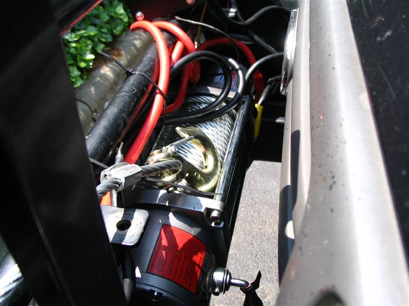 Pic Request  Mounting Solenoid Box In Arb For 12 000 Winch