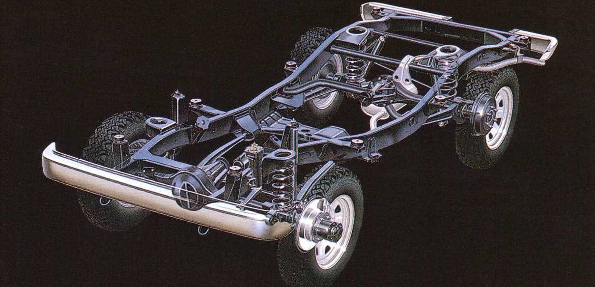 Input Next Project 40 Body On Late Rj Lj70 Chassis
