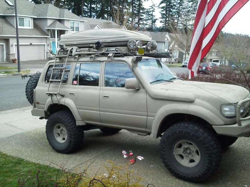 how to mount roof rack