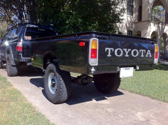 Matt S Toyota Truck Bed Trailer Ih8mud Forum