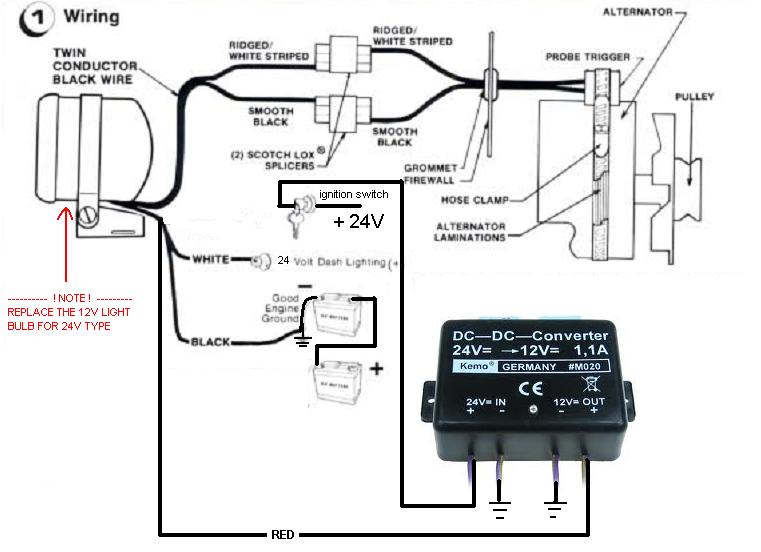 boat gauge wiring diagram for tachometer boat wiring diagrams tacho 24v mopdog jpg boat gauge wiring diagram for tachometer