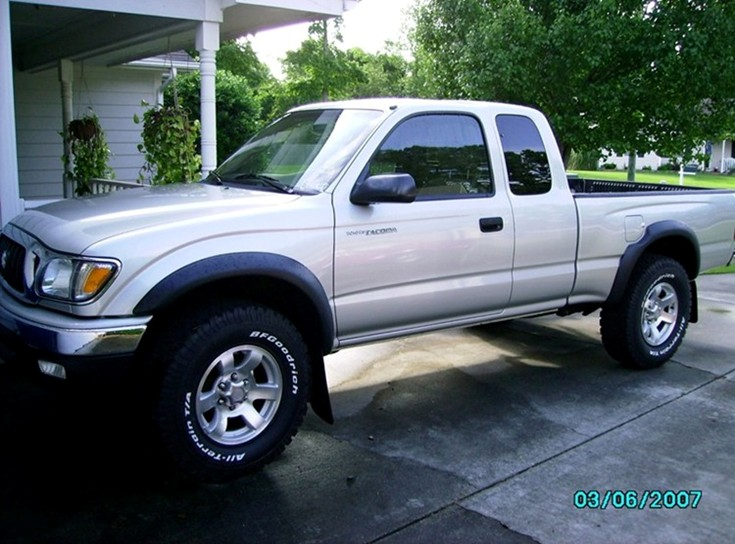 2004 Tacoma Sr5 Ext Cab 4x4 Ih8mud Forum