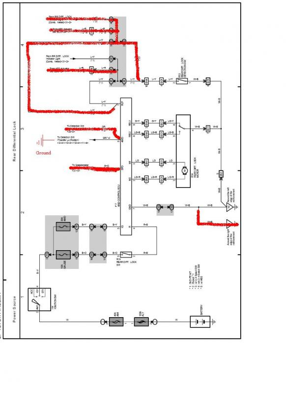 wiring trd elockers with an fzj80 elocker ecu and switch page 2 tacoma e locker wiring diagram at mifinder.co