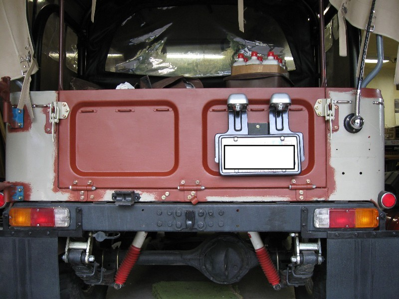 Fj40 Tailgate One Last Try Page 2 Ih8mud Forum