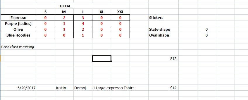 Tee shirts & hoodie inventory jpeg 5_21_17.JPG