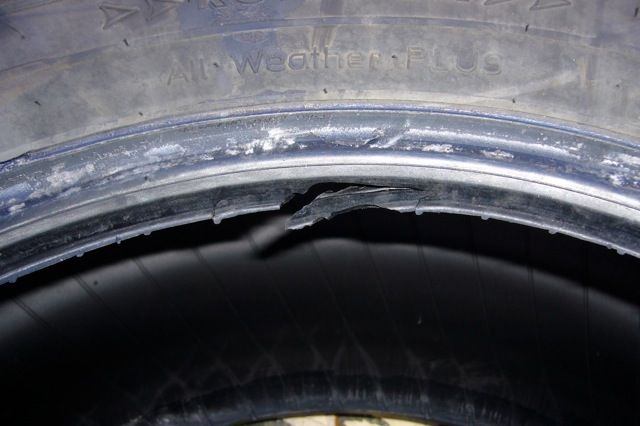 Car Tire Bead Repair