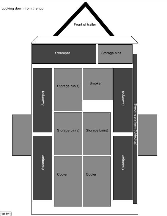 Cargocamper Build IH8MUD Forum