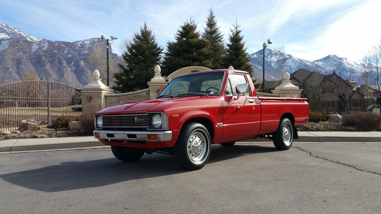 1981 toyota pick up hilux diesel 2wd 1l to 5l ih8mud forum. Black Bedroom Furniture Sets. Home Design Ideas