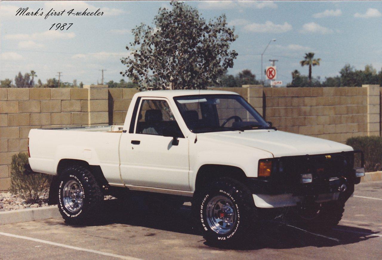 My 1987 Toyota Pickup Ih8mud Forum