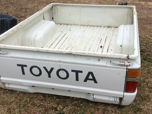 Toyota Mini Truck Bed Interchangeability Ih8mud Forum
