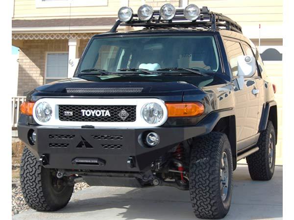 Houston Toyota Dealers >> Custom Aluminum bumpers? | IH8MUD Forum