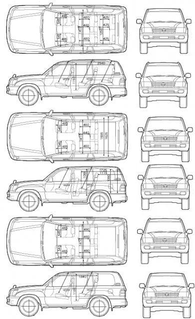 seeking scale drawings of 100