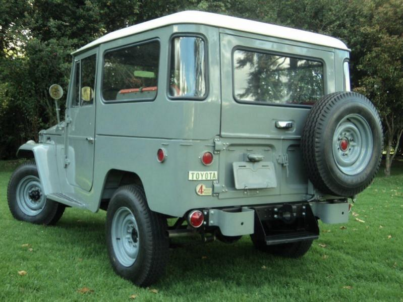 1965 FJ40 Restoration | IH8MUD Forum