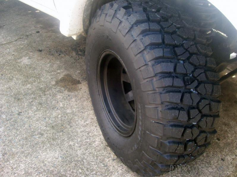 Can A Stock 80 Clear 33 Inch Tires Ih8mud Forum