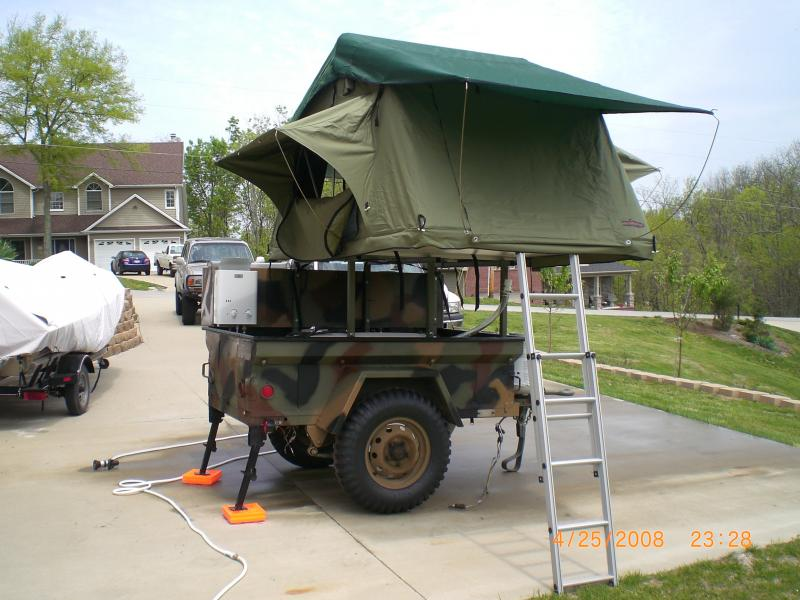 1967 M416 Expedition Trailer Ih8mud Forum
