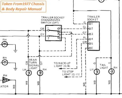 trailer socket changeover switch ih8mud forum. Black Bedroom Furniture Sets. Home Design Ideas