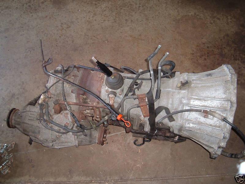 For Sale - 93 fzj80 transmission & transfer case - n w  Ohio