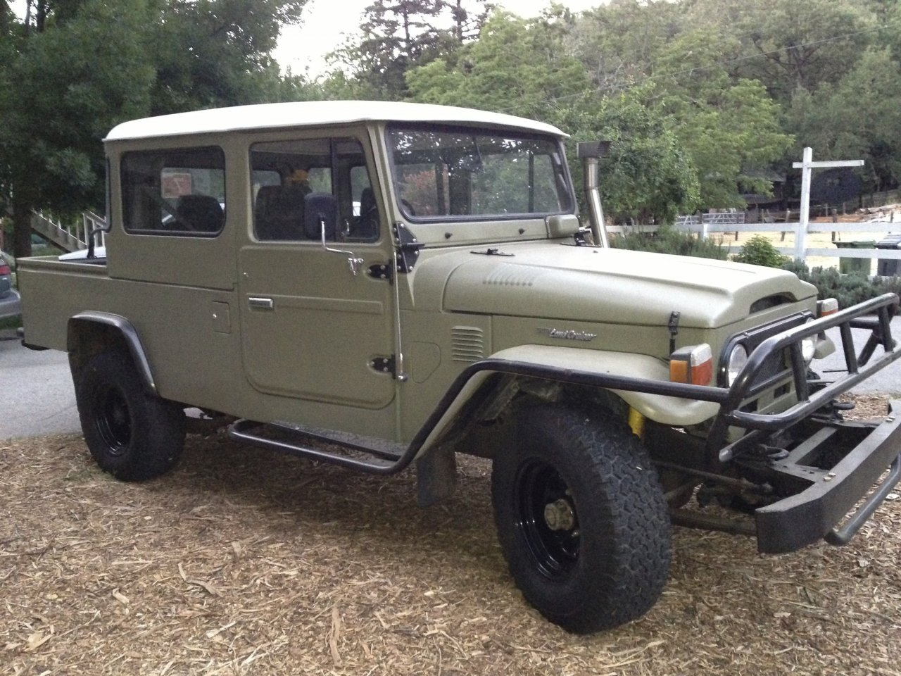 For Sale 1983 Troopy Ih8mud Forum Toyota Land Cruiser Fj40 Troopy2