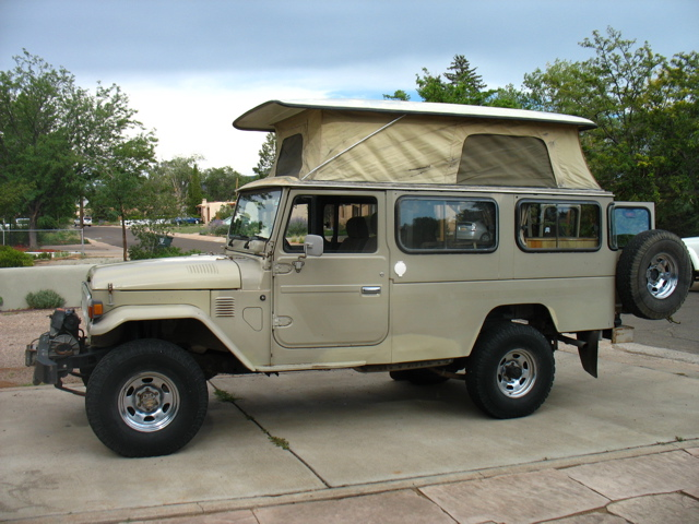 For Sale 1980 Troopy With Pop Top In Nm Ih8mud Forum